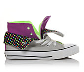 Converse Girls' Chuck Taylor All Star Two Fold 11-6