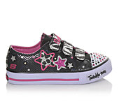 Skechers Girls' Wild Starlight 10.5-5