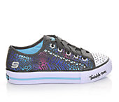 Skechers Girls' Twinkle Toes Gimme Glam 10.5-5