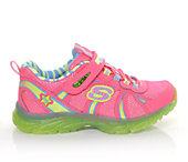 Skechers Girls' S Lights-Glitzies