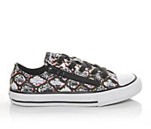 Converse Girls' Chuck Taylor All Star Double Zip Animal