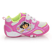 Dora The Explorer Infant Girls' Dora Bright 5-10