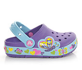 Crocs Girls' CrocsLights Butterfly