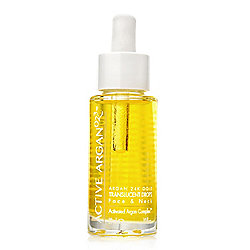 Active Argan 24K Gold Translucent Oil Drops for Face & Neck 1 oz