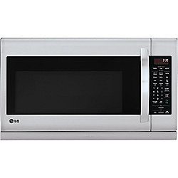 LG 2.2 cu ft Over-the-Range Microwave