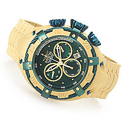 Invicta Men's 52mm Thunderbolt Quartz Chronograph Sandblasted Finish Bracelet Watch - 652-843