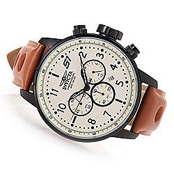 1d6f6912e Invicta Men's 48mm S1 Rally Quartz Chronograph Strap Watch w/ 1-Slot Dive  Case