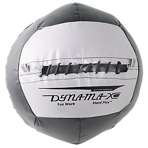 DynaMax Soft Medicine Ball, Black, 6lb - P19306