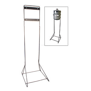 Equipment Wipe Floor Stand - P22004