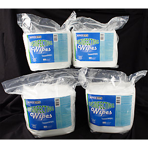 WIPESPlus® Surface Disinfecting Wipes | 6