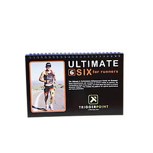 Ultimate 6 Guidebook for Runners by Trigger Point - P25074