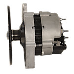 Alternator with Flywheel