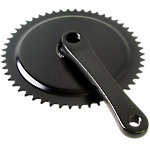 Right Crank with Sprocket