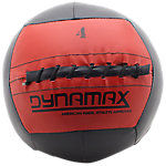 DynaMax Soft Mini Medicine Ball, 4Lb, Black w/Red Label