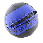 DynaMax Soft Mini Medicine Ball, 4Lb, Black W/Blue Label