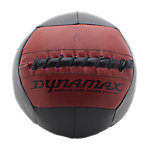 DynaMax Soft Mini Medicine Ball, 6Lb, Black W/Maroon Label