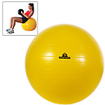 75cm Anti-Burst Stability Ball, Yellow, For Users 6