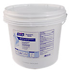 "Purell® Sanitizing Wipes in Bucket, 6"" x 8"" Towelette, 1200 Wipes"