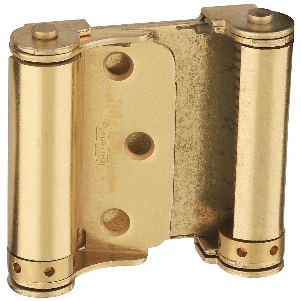Two Way Door v127 double-acting spring hinges - n115-303 | national hardware