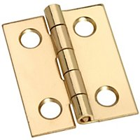 Solid Brass Middle Hinges