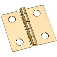 Solid Brass Broad Hinges