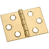 Solid Brass Desk Hinges