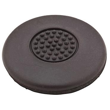 Black V1761 Heavy Duty Circle Furniture Grips   S845 010