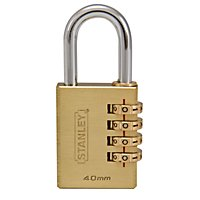 Multi-Purpose Brass Padlocks