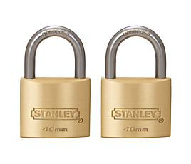 Solid Brass Padlock Combos