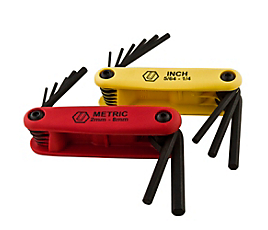 Hex Key & Wrench Sets