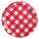 picnic ants paper dinner plate set of 8