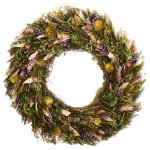 Gazebo Floral Wreath