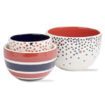 stars nested bowl set of 3