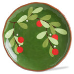 Christmas Cranberries Appetizer Plate
