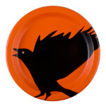 Halloween spooky paper dinner plate set of 8