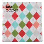 Happy Holidays Paper Luncheon Napkin Set of 20