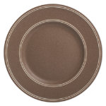 paragon brown dinner plate