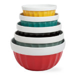 kitchen mixing bowl set of 5