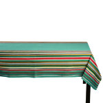 serape stripe 60x84 tablecloth