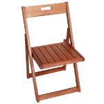 Folding Chair Natural