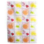 Citrus Kitchen Grid Dishtowel