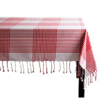 Picnic Plaid 60X84 Tablecloth