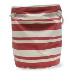 Hudson Stripe Red Crunch Bag