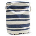 Hudson Stripe Blue Crunch Bag