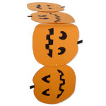 Halloween Pumpkin Convertible Runner