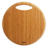 Large Handbag Bamboo Cutting Board