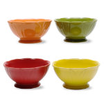 Citrus Kitchen Bowl Set Of 4