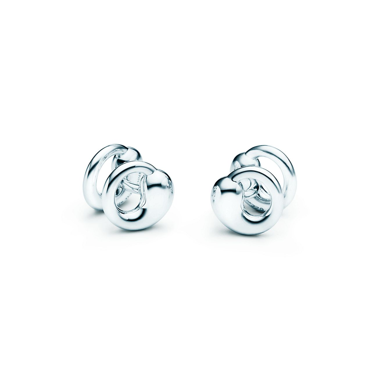 Accessories Cuff Links Elsa Peretti Circle Cuff Links 12026226 Return To Tiffany Cufflinks