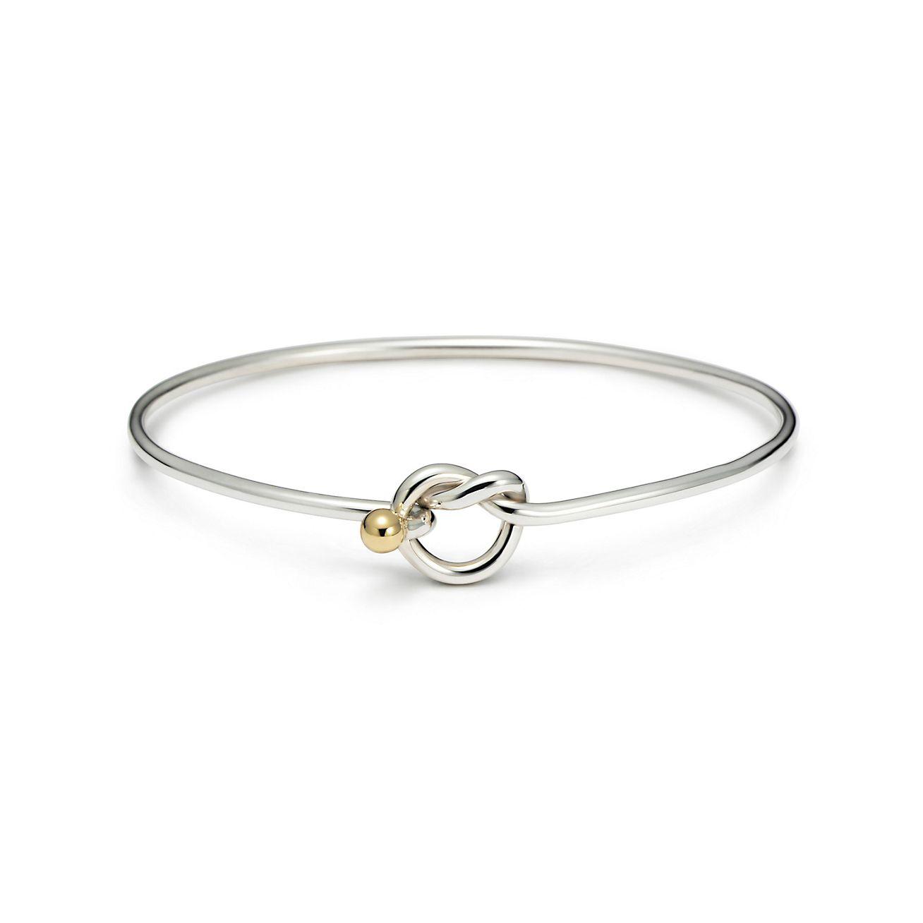 Jewelry Bracelets Love Knot Bangle 13105413 Tiffany Bangle Bracelet