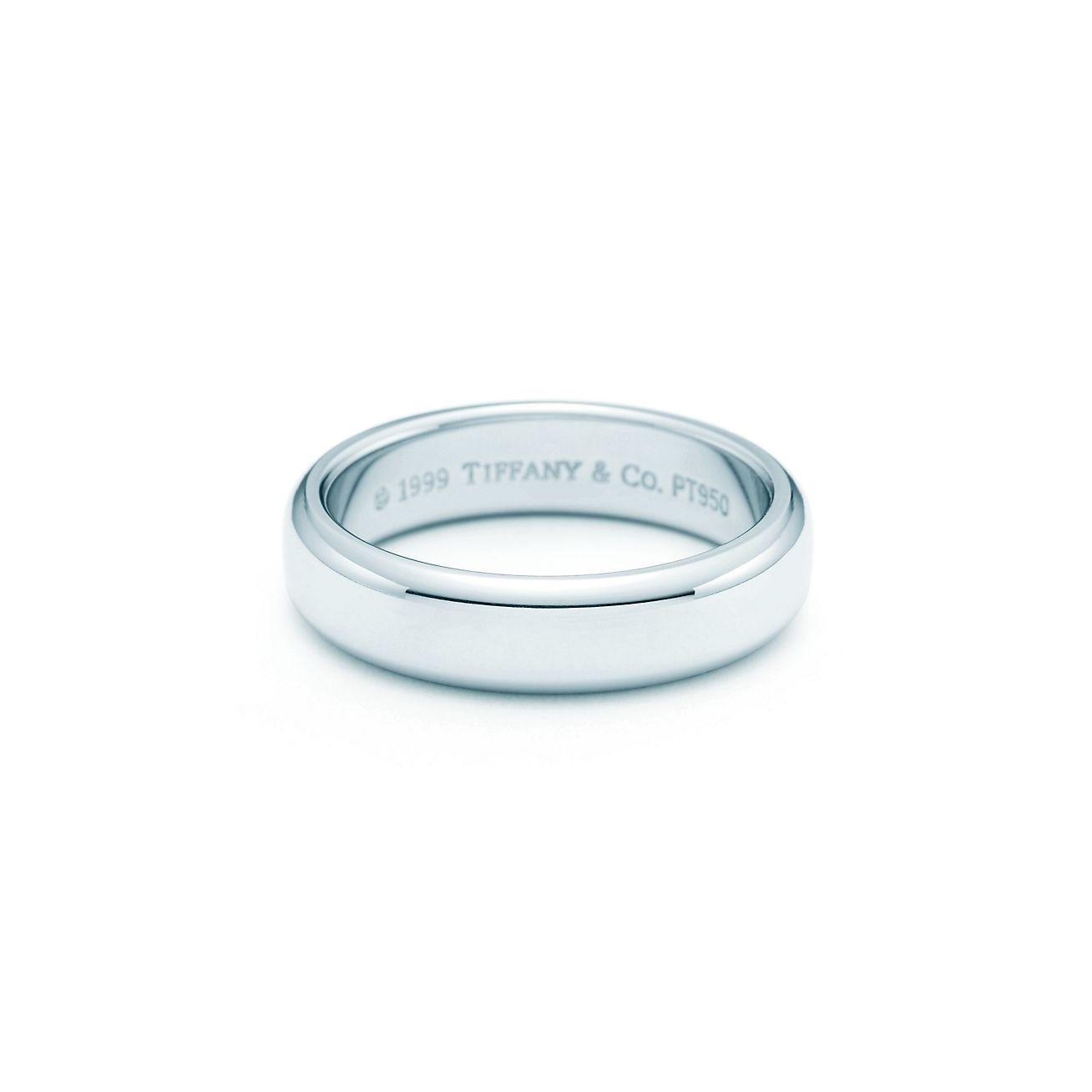 tiffany classicwedding band ring